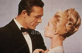 Sean Connery and Tippi Hedren
