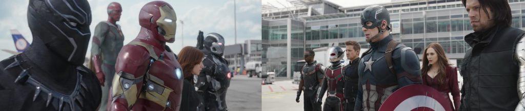 Captain Americ- Civil War