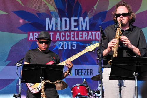 MIDEM Artist Accelerator program