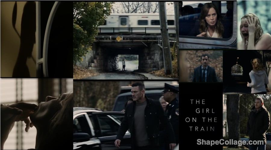 The Girl on the Train feature film