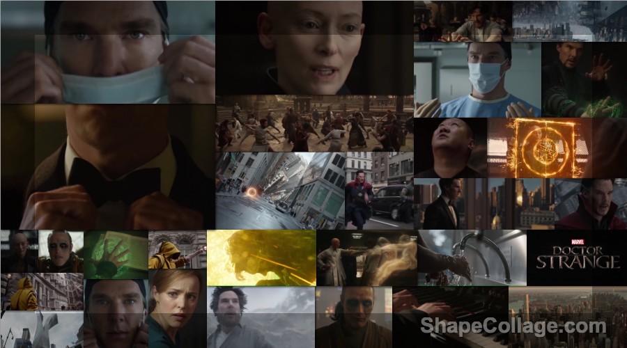 Dr. Strange, Marvel Studios