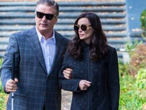 Alec Baldwin and Demi Moore star in romance story, 'Blind'