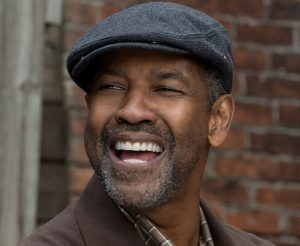 Denzel Washington plays Troy Maxson in 'Fences'