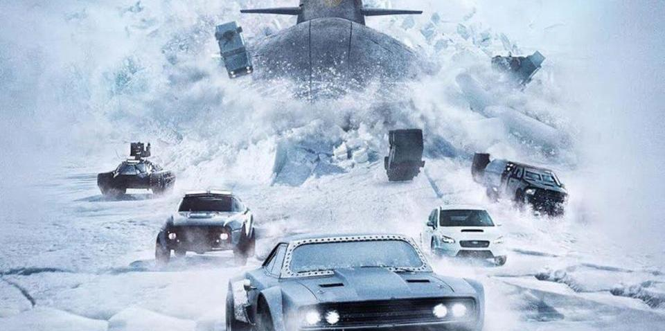 The Fate of the Furious – FF8
