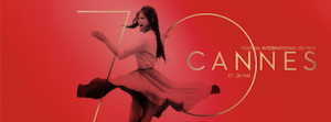 Cannes International Film Festival celebrates its 70th anniversary this May 2017.