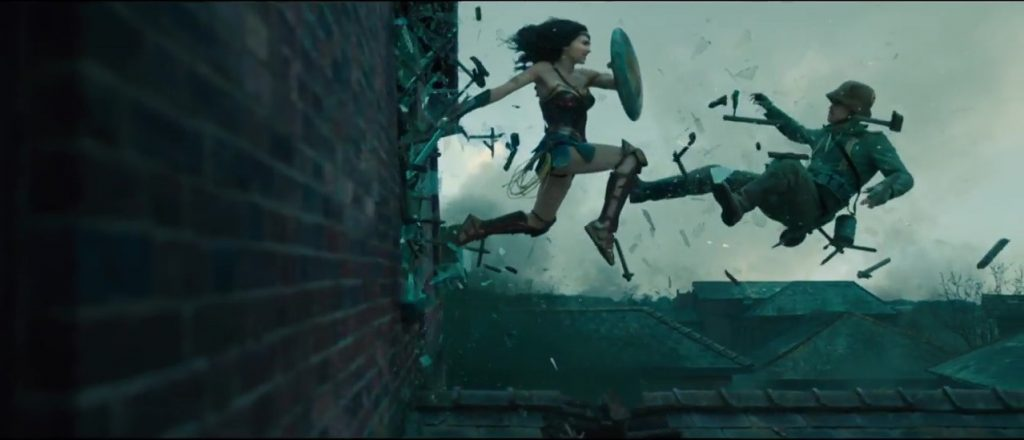 Wonder Woman Feature film