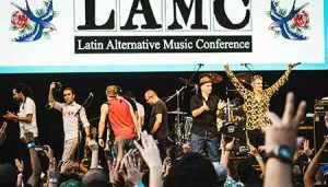 LAMC - Latin Alternative Music Conference