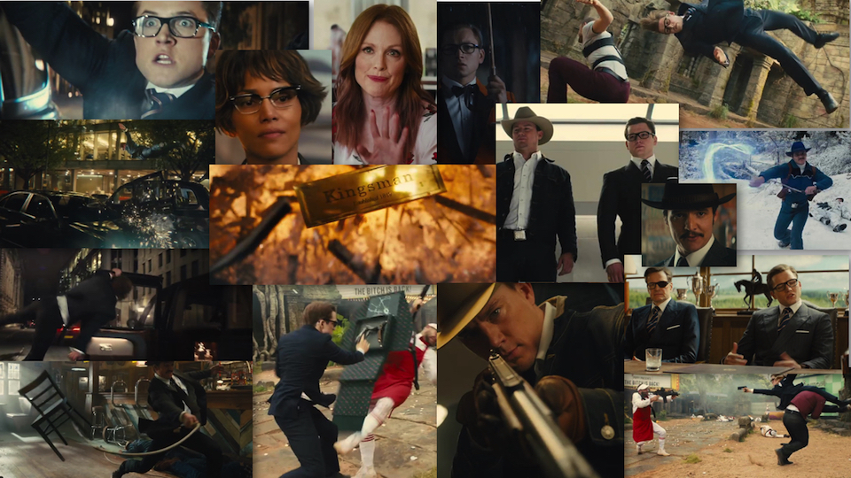 Kingsman: The Golden Circle opens in North America late September 2017.