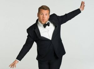 James Corden hosts the 60th GRAMMY Awards