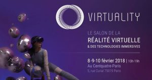 Virtuality 2018 in Paris