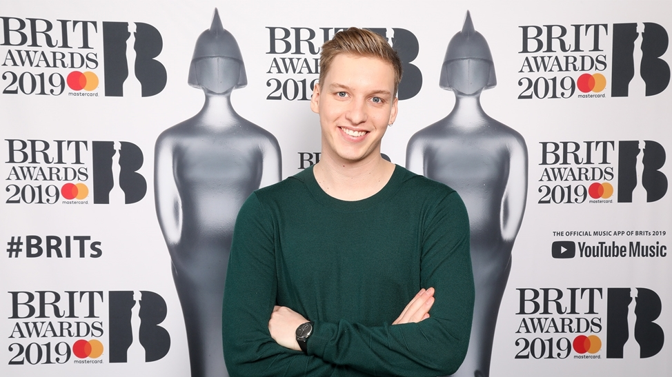 George Ezra slated for the 2019 BRIT Awards