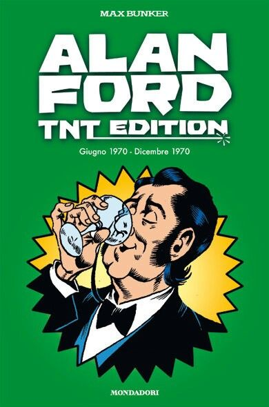 50th anniversary of the Alan Ford comic strip