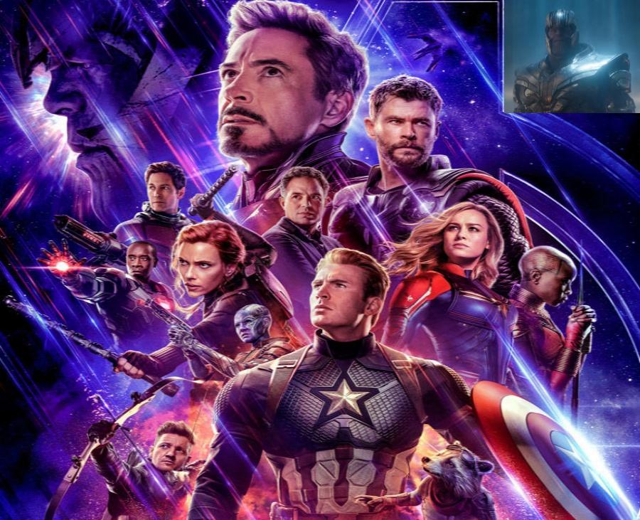 Marvel Studios releases Avengers Endgame