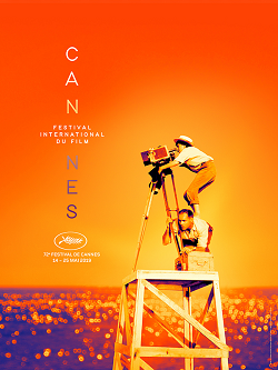 Cannes 2019 official poster