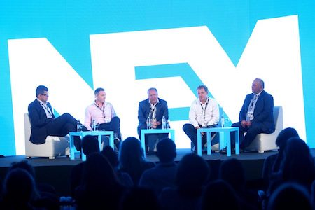 panels at New Europe Market (NEM)