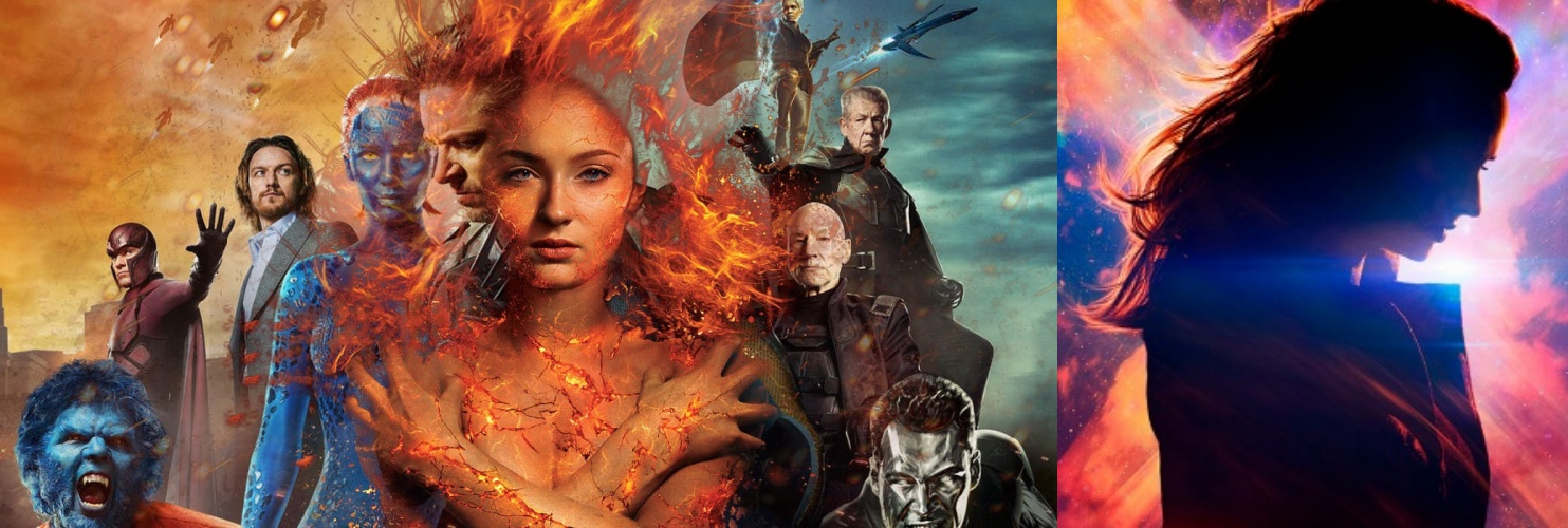X Men Dark Phoenix opens first week in June 2019