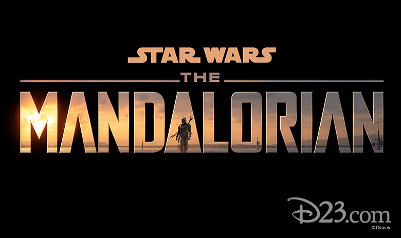 The Mandalorian, an upcoming LucasFilm streaming series