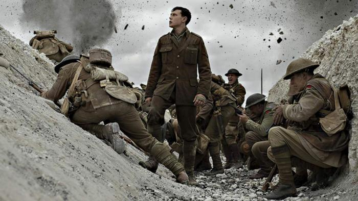 '1917' is a World War I film directed, co-written and produced by Sam Mendes
