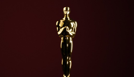 The Oscar statue for the 2020 awards show