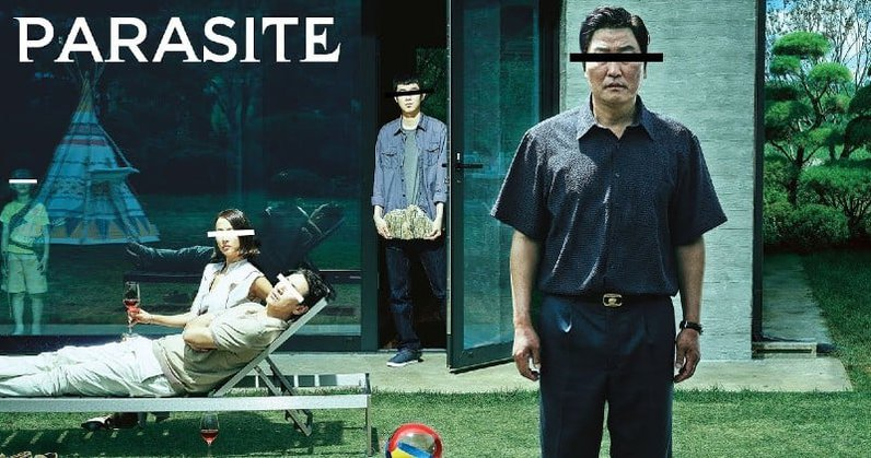 'Parasite,' a 2019 South Korean dark comedy thriller at the 92nd Academy Awards