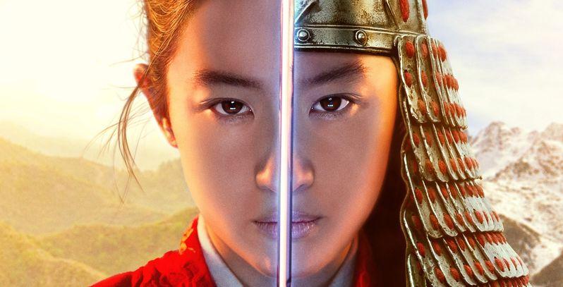 Disney's Mulan stars Yifei Liu as Mulan